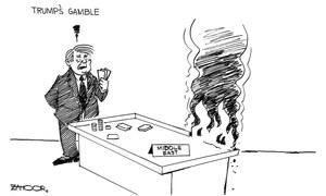 Cartoon: 4 January, 2020