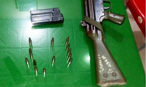 Police directed to replace G3 rifles with SMGs