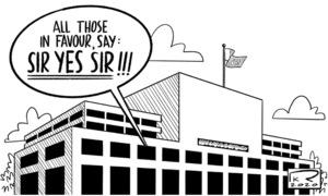 Cartoon: 5 January, 2020
