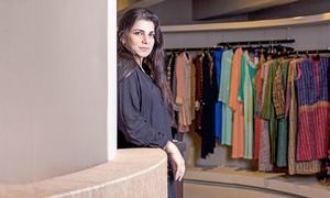 Sonya Battla is celebrating two decades in fashion this year