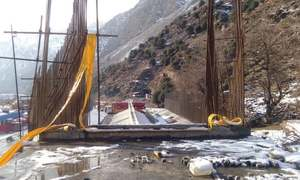 Chitral power project far from completion