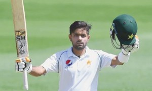 Brilliant Babar carrying the legacy of Pakistan batting greats