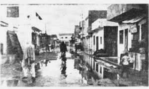 This week 50 years ago: Rain shower and attempt to set Freemasons Lodge on fire