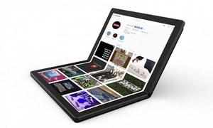 دنیا کا پہلا فولڈ ایبل لیپ ٹاپ