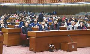 NA passes tenure bills without a murmur