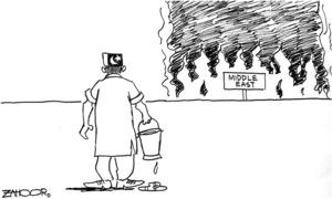 Cartoon: 8 January, 2020