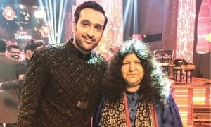 Performing with Abida Parveen changed my life, says Ali Sethi