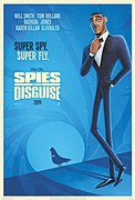 Movie review: Spies in Disguise