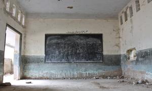سندھ: ننگرپارکر میں اسکول کی دیوار گرنے سے 3 بچے جاں بحق