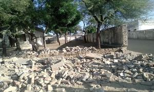 3 children crushed to death in Sindh's Nagarparkar as school wall falls on them