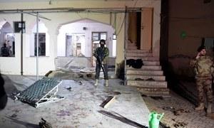 کوئٹہ: مسجد میں دھماکا، ڈی ایس پی سمیت 15 افراد جاں بحق