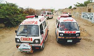 کراچی: ذاتی دشمنی پر فائرنگ، 2 کم سن بھائی جاں بحق، خاتون زخمی