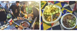 Gourmands descend upon Clifton park as Karachi Eat 2020 opens