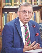 INTERVIEW: 'WHY NOT DEBATE ISSUES OPENLY?' — SHUJA NAWAZ