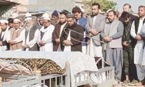 Death toll reaches nine in New Karachi van fire tragedy