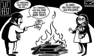Cartoon: 12 January, 2020