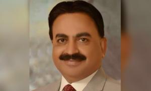 Sindh human rights secretary facing corruption case returns home