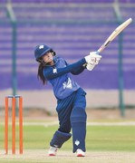 Omaima steers Dynamites to first win