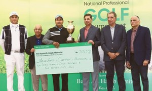 Majestic Matloob completes successful title defence