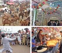 Kaliam Sharif fair draws thousands to shrine