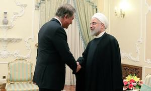 Iran doesn't want to heighten tension: Rouhani