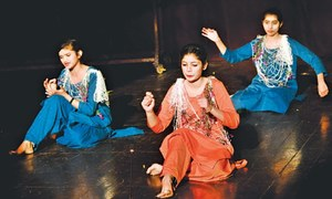 Play stresses gender equality, women empowerment