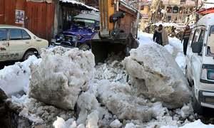 ملک میں موسمی شدت کے باعث حادثات، جاں بحق افراد کی تعداد 98 ہوگئی