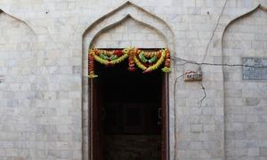 حیدرآباد میں قائم بالمیکیوں کا دربار جہاں ہندو، مسلم سبھی جاتے ہیں
