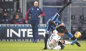 Lukaku double sends Inter into Coppa Italia quarters