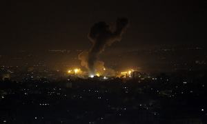 First Gaza rockets land in Israel since Soleimani killing