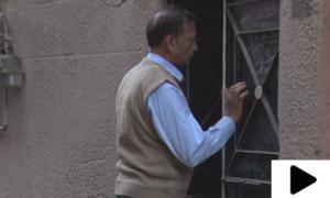 بیٹے کی تلاش میں در در کی ٹھوکریں کھاتا ایک مجبور باپ