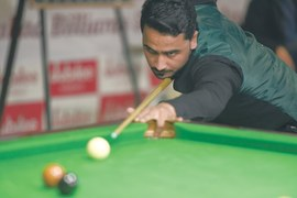 Shani, Imran bag Islamabad snooker titles