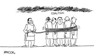 Cartoon: 17 January, 2020