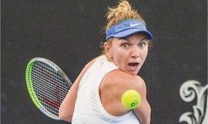 Barty advances to semis at Adelaide, Halep ousted