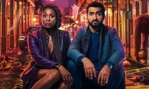Kumail Nanjiani and Issa Rae's next is a rom-com with a murderous twist