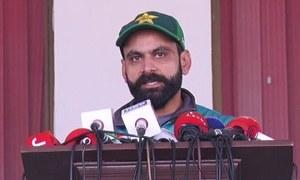 Hafeez fired up for upcoming Bangladesh T20I tour