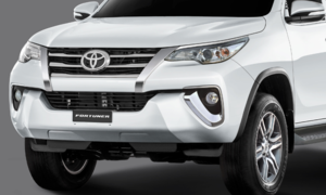 Toyota rings in 2020 with a brand new SUV, the Fortuner G
