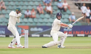 England in driving seat at Port Elizabeth