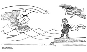 Cartoon: 18 January, 2020