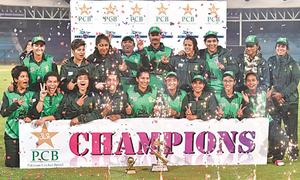 Bismah leads from the front to help Challengers seal T20 title
