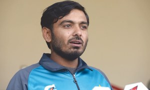 Ahsan aims to cement spot in Pakistan team