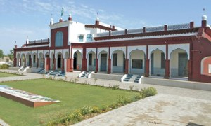 Century-old school that caters to many villages needs upgradation