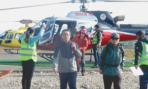 S. Koreans among seven missing in Himalayan avalanche