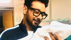 Faysal Quraishi welcomes baby boy