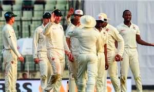 Zimbabwe play Sri Lanka in first home Test since 2017