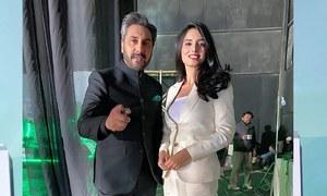 عدنان صدیقی کے ساتھ تصویر شیئر کرنا زینب عباس کو مہنگا پڑ گیا