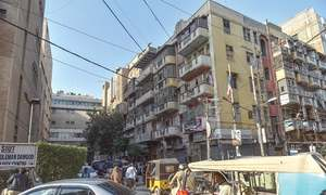 Dilapidated adjoining buildings delay SIUT expansion indefinitely
