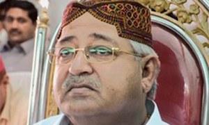 Ex-minister Syed Ali Mardan Shah dies of cardiac arrest