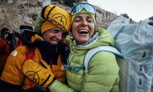 Injuries force Italian mountaineers to call off Gasherbrum bid