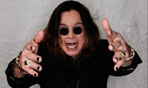 Rockstar Ozzy Osbourne reveals he's been living with Parkinson's disease
